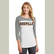 RWLL Juniors Rally 3 /4 Sleeve Shirt